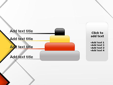 Colored Squares PowerPoint Template Slide 8