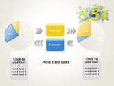 Five Years Celebration PowerPoint Template#16