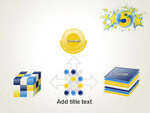 Five Years Celebration PowerPoint Template#19