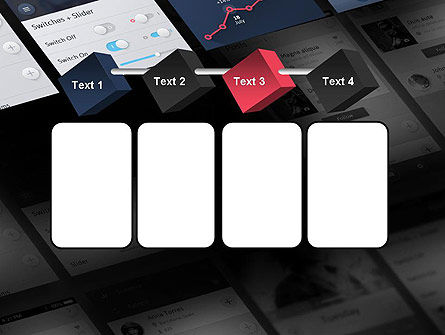 Smartphone Interface Design PowerPoint Template Slide 18