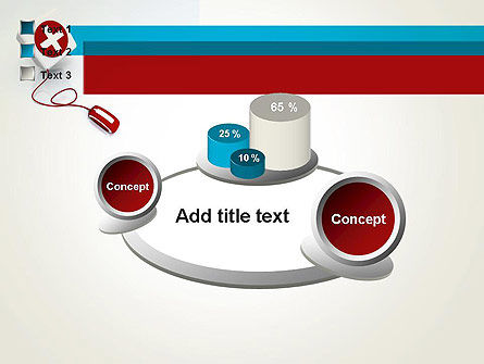 Donate Online PowerPoint Template Slide 16