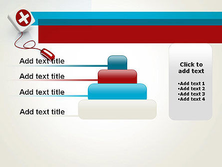 Donate Online PowerPoint Template Slide 8