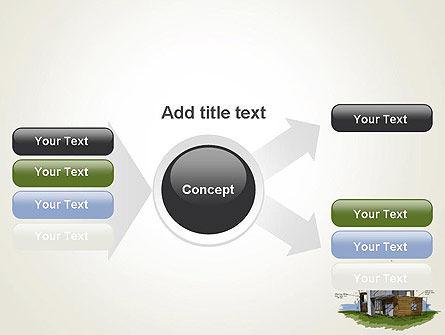 Concept Architecture PowerPoint Template Slide 15
