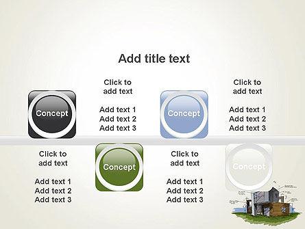 Concept Architecture PowerPoint Template Slide 18
