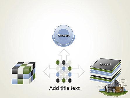 Concept Architecture PowerPoint Template Slide 19