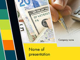 Bookkeeping Theme PowerPoint Template#1