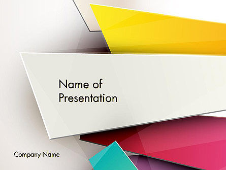 Cubist PowerPoint Template