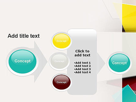 Cubist PowerPoint Template Slide 17