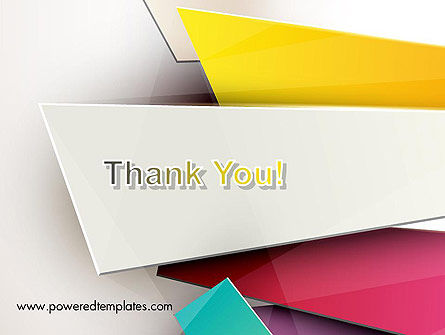 Cubist PowerPoint Template Slide 20