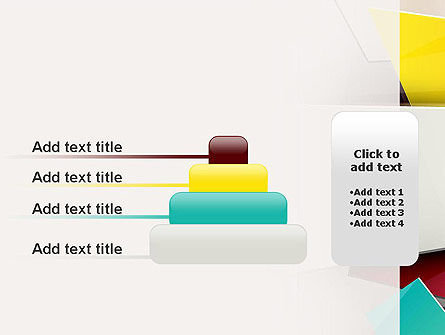 Cubist PowerPoint Template Slide 8