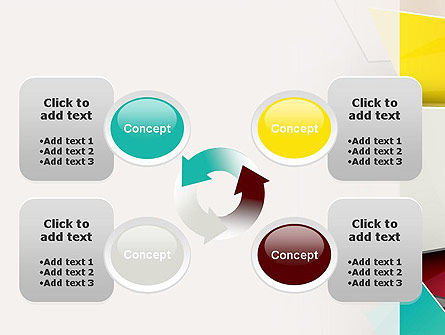 Cubist PowerPoint Template Slide 9