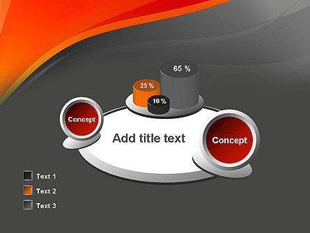 Red and Gray PowerPoint Template Slide 16