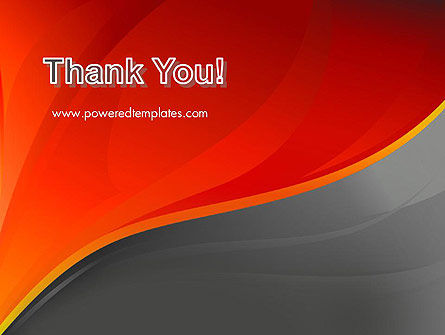 Red and Gray PowerPoint Template Slide 20