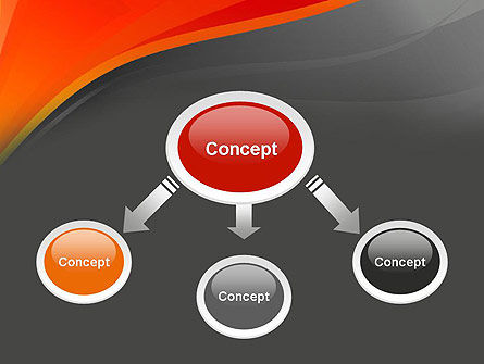 Red and Gray PowerPoint Template Slide 4