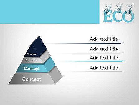 Water Ecology PowerPoint Template, Slide 4, 12086, Nature & Environment — PoweredTemplate.com