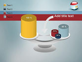 Ball With Flag Of Egypt PowerPoint Template#10