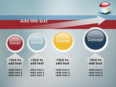Ball With Flag Of Egypt PowerPoint Template#13
