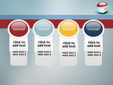 Ball With Flag Of Egypt PowerPoint Template#5