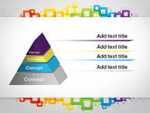 Colorful Squares PowerPoint Template#12