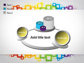 Colorful Squares PowerPoint Template#16