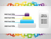 Colorful Squares PowerPoint Template#8
