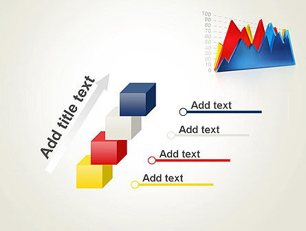 Area Chart PowerPoint Template Slide 14
