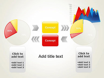 Area Chart PowerPoint Template Slide 16