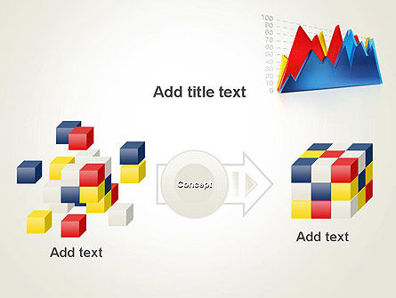 Area Chart PowerPoint Template Slide 17