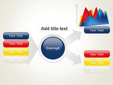 Area Chart PowerPoint Template#15