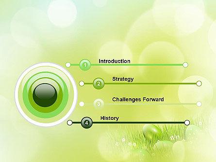 Easter Theme PowerPoint Template, Slide 3, 12100, Religious/Spiritual — PoweredTemplate.com