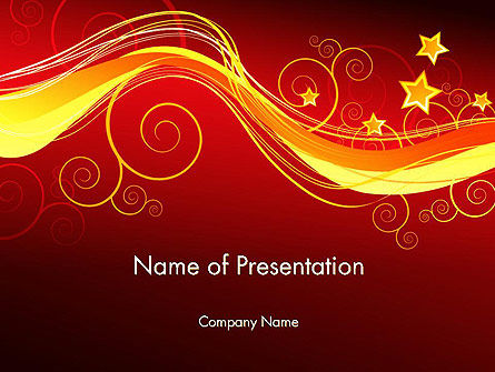 Magic Theme PowerPoint Template