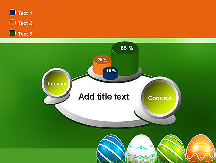 Painted Eggs PowerPoint Template Slide 16