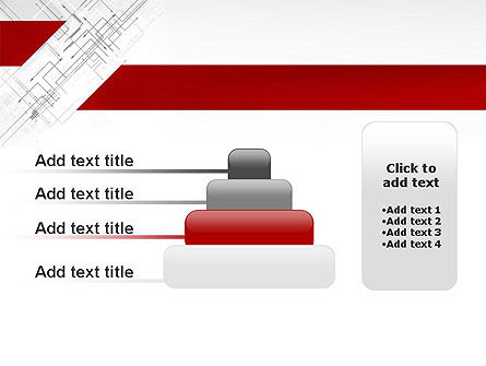 Multi-Directional Arrows PowerPoint Template Slide 8