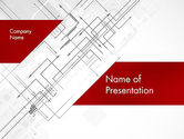 Business Concepts: Multi-Directional Arrows PowerPoint Template #12106