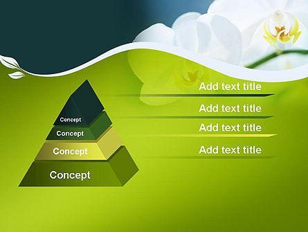 Breath of Spring PowerPoint Template, Slide 4, 12109, Nature & Environment — PoweredTemplate.com