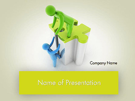 Consulting: Tailored Risk Solutions PowerPoint Template #12110