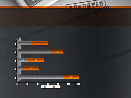 Loan Application Theme PowerPoint Template Slide 11