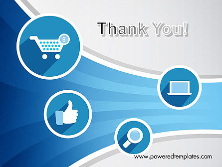 E-commerce Icons PowerPoint Template Slide 20