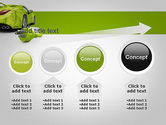 Green Automotive Innovations PowerPoint Template#13