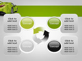 Green Automotive Innovations PowerPoint Template#9