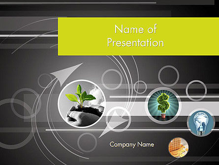 Business Incubator PowerPoint Template