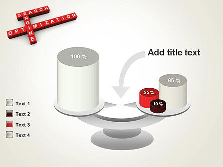 SEO Crossword PowerPoint Template Slide 10