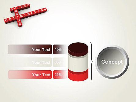 SEO Crossword PowerPoint Template Slide 11