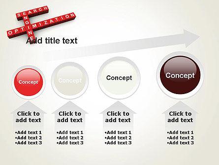 SEO Crossword PowerPoint Template Slide 13