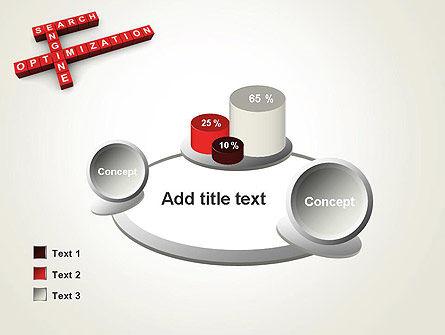 SEO Crossword PowerPoint Template Slide 16