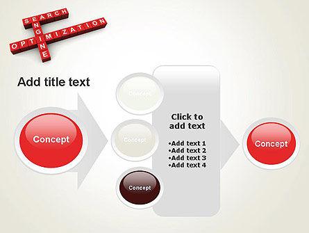 SEO Crossword PowerPoint Template Slide 17