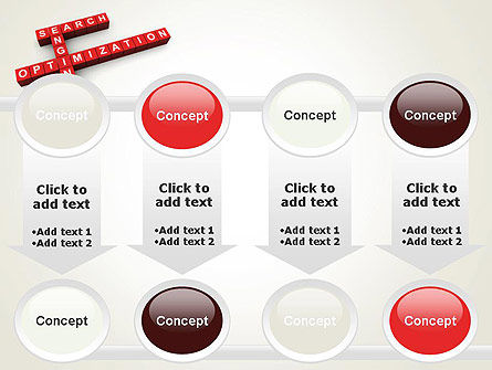 SEO Crossword PowerPoint Template Slide 18