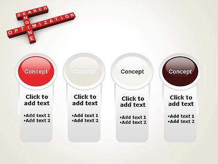 SEO Crossword PowerPoint Template Slide 5