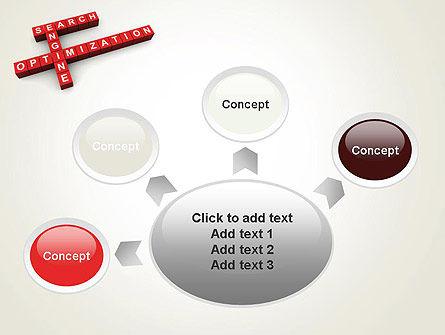 SEO Crossword PowerPoint Template Slide 7