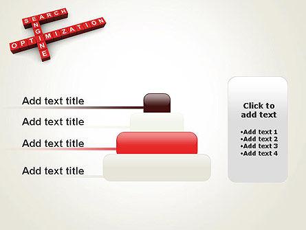 SEO Crossword PowerPoint Template Slide 8
